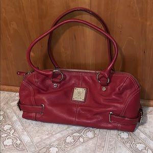 Red Leather Tignanello